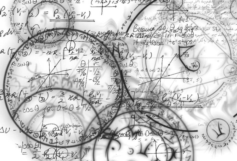 Число n и сила тяготения в космосе. Часовой механизм Ньютона