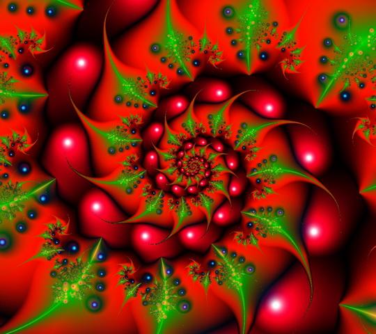 Фрактальная геометрия