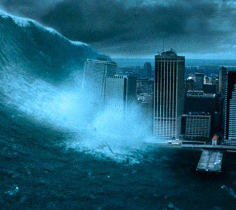Математик предложил способ усмирять цунами