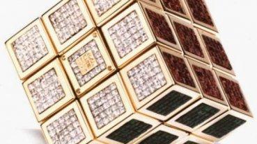 Сорок лет, как Эрно Рубик изобрёл кубик-рубик