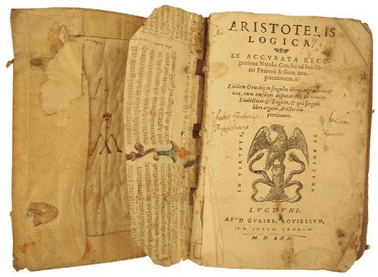 Трактат Аристотеля о логике